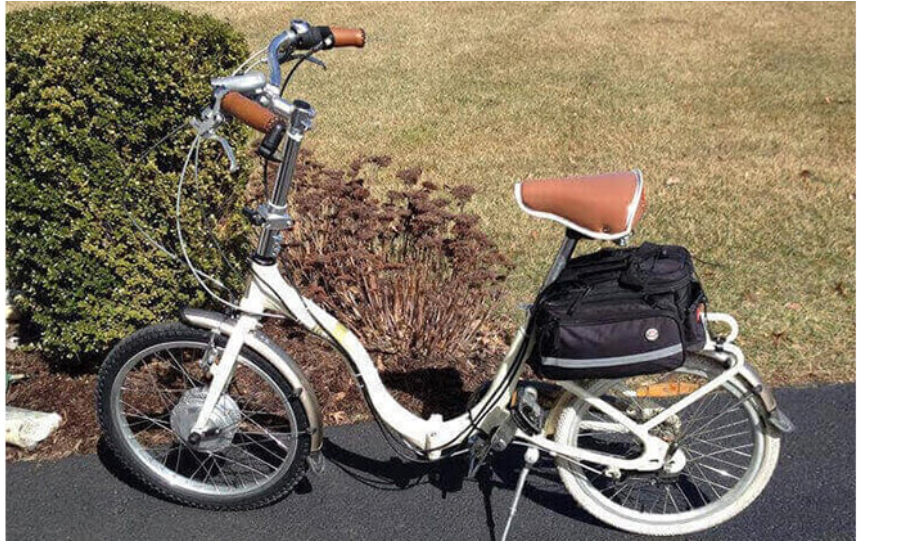 a bike upgraded with the best e-bike accessories
