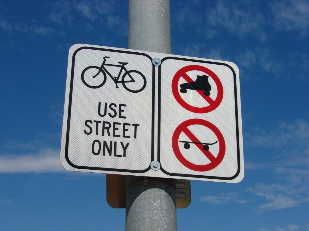 know bicycle laws