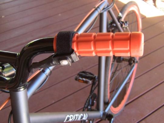 Clean Republic e-bike throttle