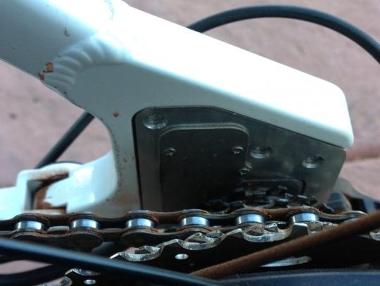 TMM4 Torque Sensor on e-bike