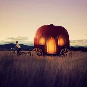 Halloween and Bike
