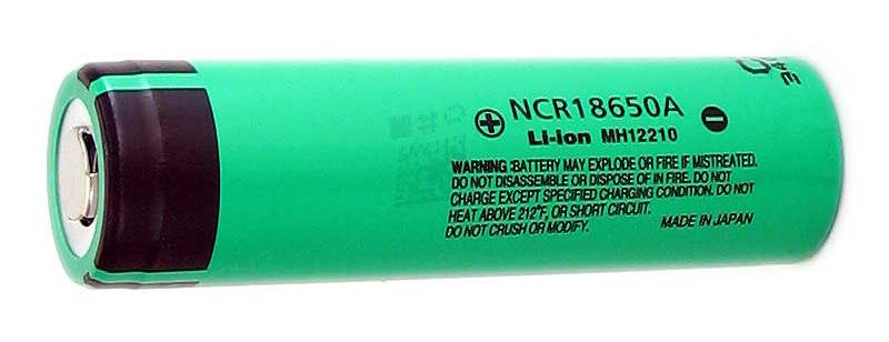 panasonic electric bike battery cell
