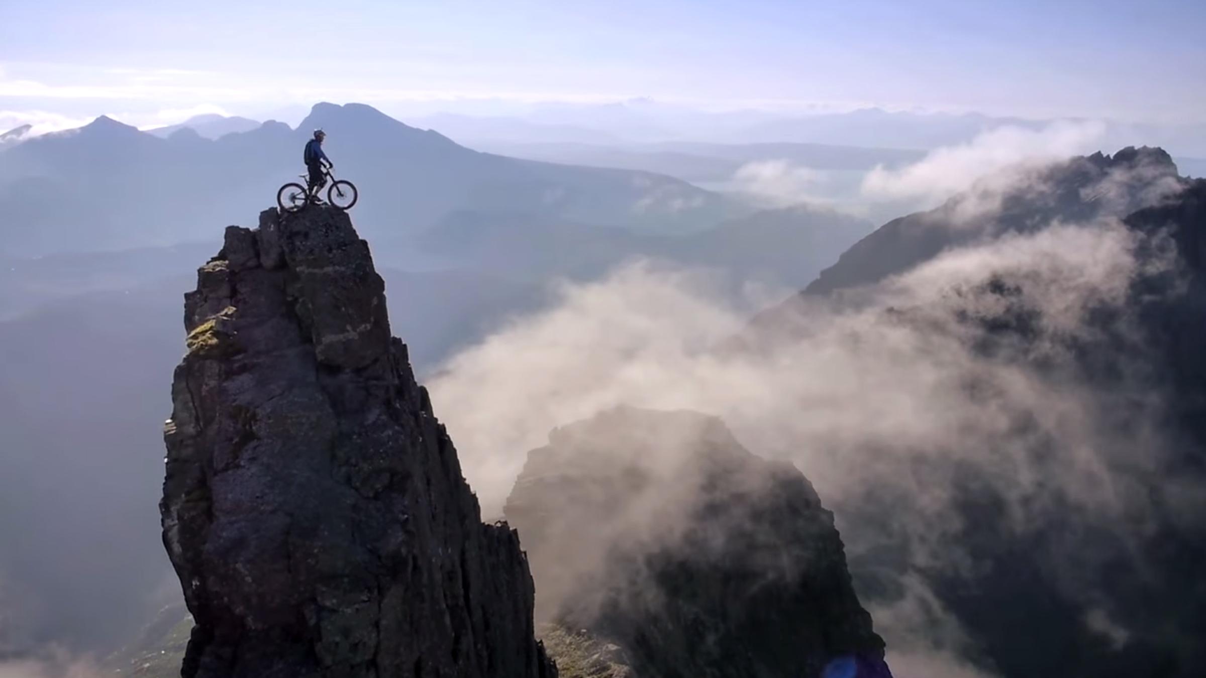 Macaskill hails from Scotland's Isle of Skye. https://www.youtube.com/watch?v=xQ_IQS3VKjA