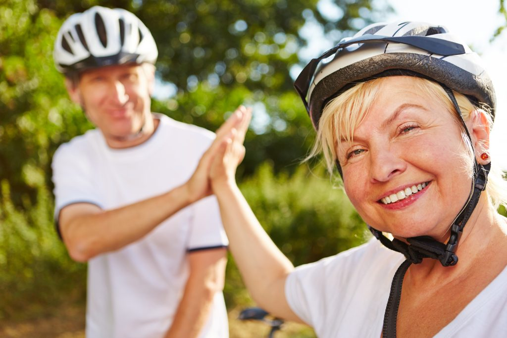 bicycles and ebikes for couples