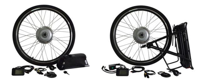 electric bicycle kits