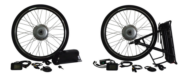 electric bicycle kits