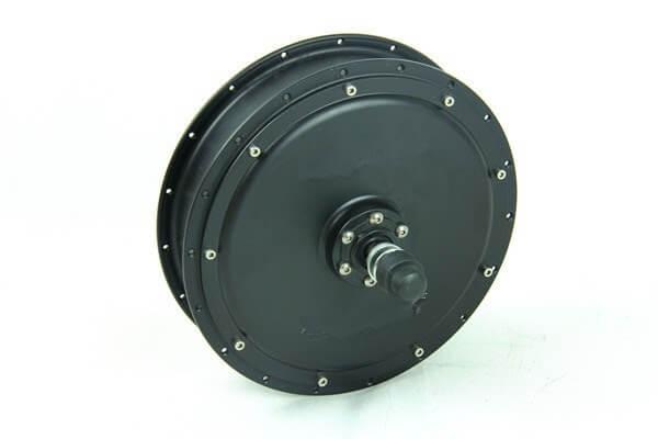 gearless bike hub motor