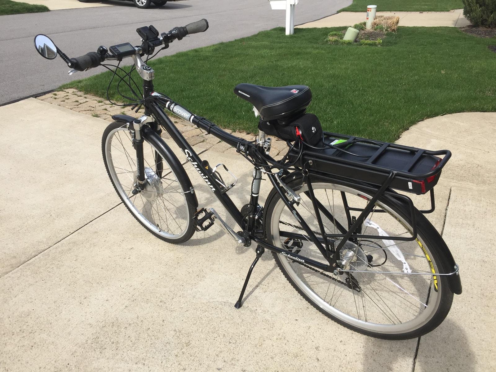 500 Watt Electric Bike Kit