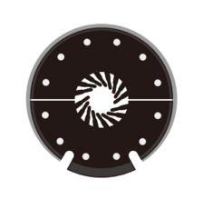 pedal assist disc part