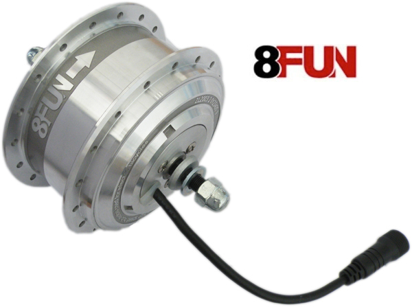 Geared Bicycle Hub Motor for Electric Bike Kit