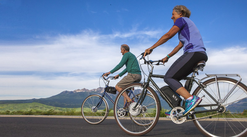 electric bikes for baby boomers