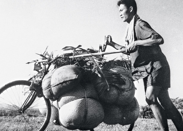 military bicycles in the vietnam war