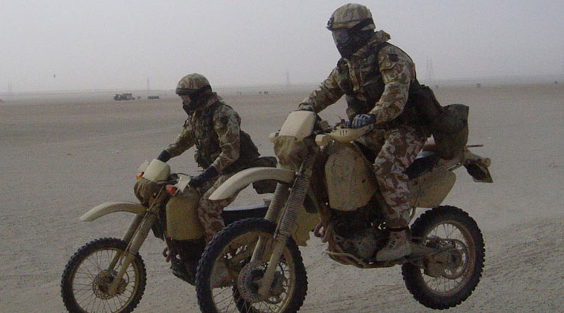 us military special forces electric bicycle