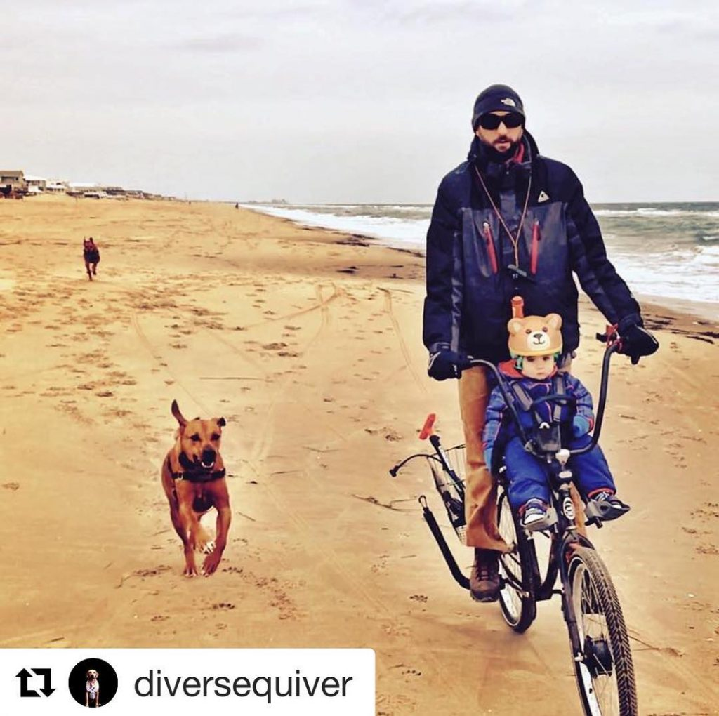 Love it! E-beautiful! Thanks for sharing your #ebike pic with a Leeds #ebikekit installed to boot, @diversequiver #electricbike #ebikemybike #bicycle #bike