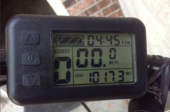 Monitor speed