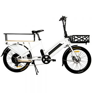 Transporter E-bike by Leeds Bikes