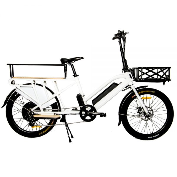 Transporter E-bike by Leeds Bikes