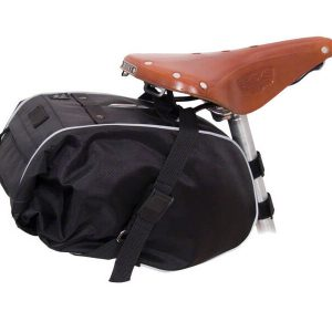 Banjo Brothers Waterproof Saddle Battery Trunk