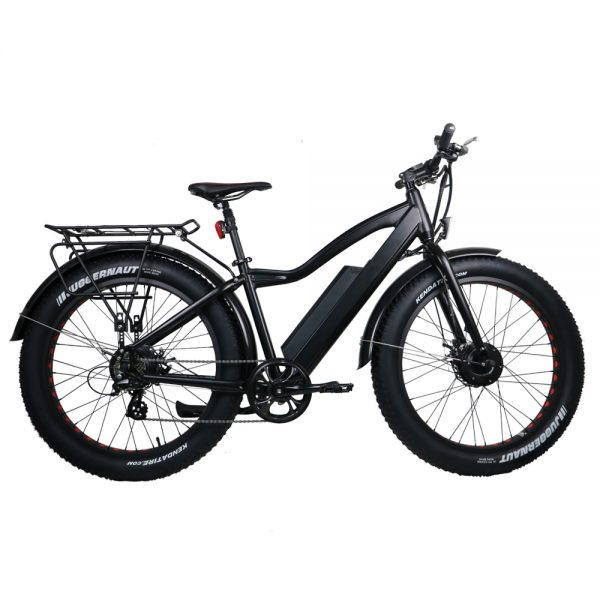 Routefinder E-bike by Leeds Bikes