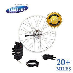 20 mile e-bike kit
