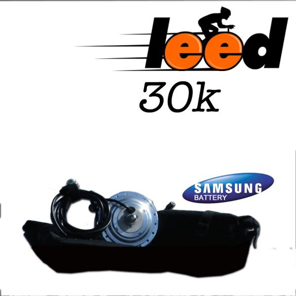 30k E-Bike Kit with Samsung Li-ion Cells