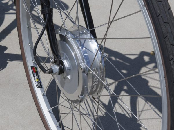 Leeds E-bike Wheel Kit