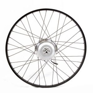 E-Bike Wheel by Leeds Bikes