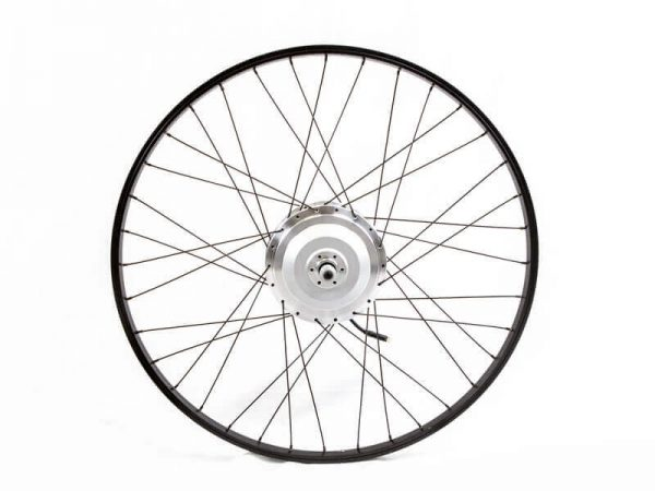 E-Bike Wheel by Leeds Bikes