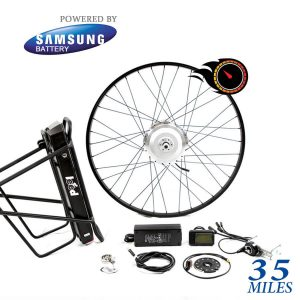 40K Range Electric Bike Kit - 500 Series by Leeds Bikes