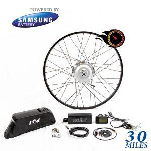 35k Range E-bike Kit - 500 Series by Leeds Bikes