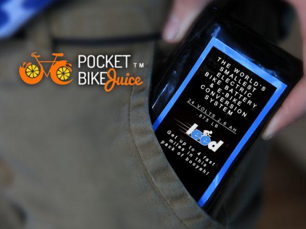 Pocket Bike Juice Kit for 250 Series E-bike