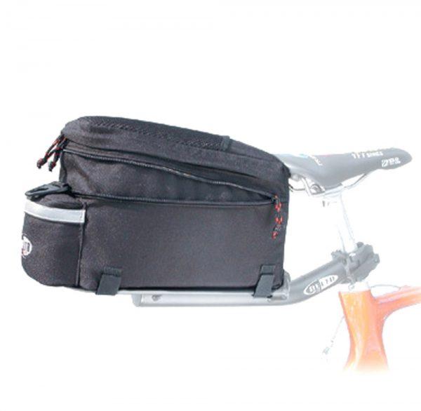 Bike with seat bag