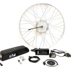 75K Range Electric Bike Kit - 500 Series by Leeds Bikes