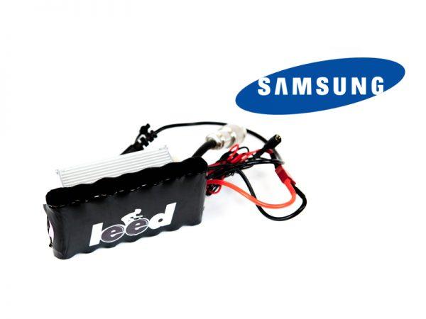 24 Volt Samsung Lithium-ion Battery - PBJ E-Bike Kit