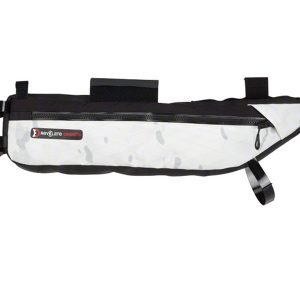 Revelate Designs Tangle Frame Battery Bag in White