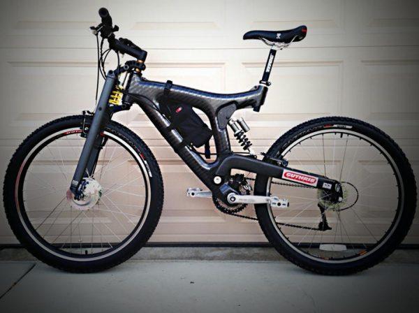 Electric Bike - Leeds Bikes