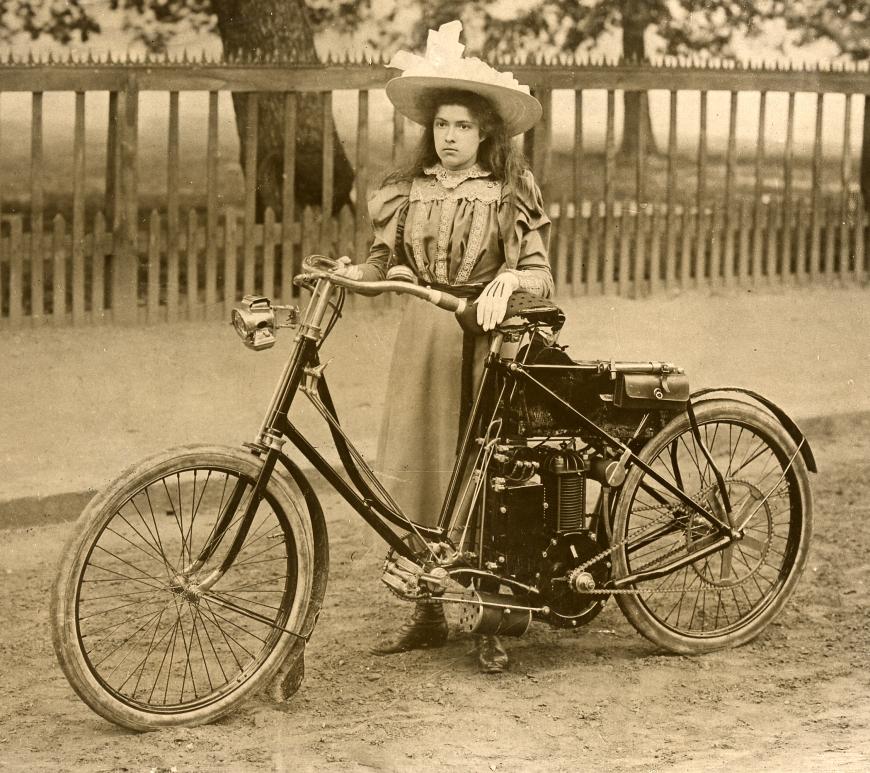 motorized bike electric bike kit early beginnings