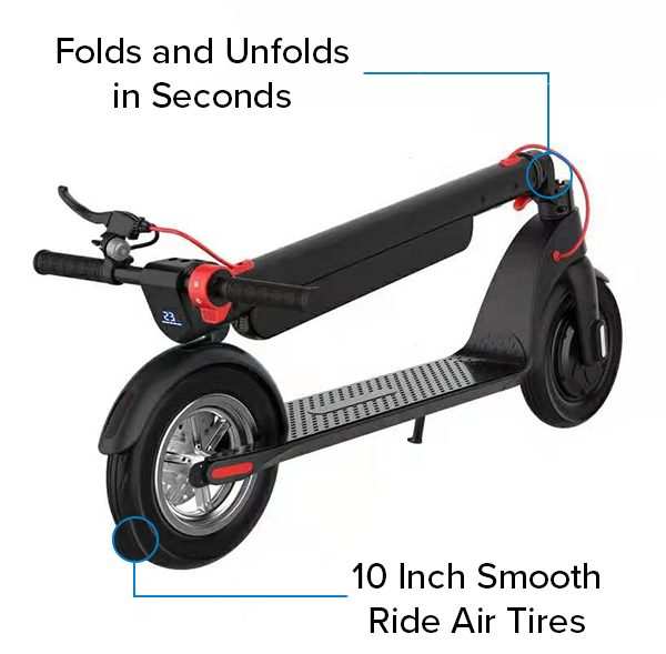 CyberScooter Electric Scooter