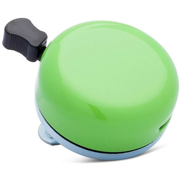 Classic Beach Cruiser Bicycle Bell in Green Color