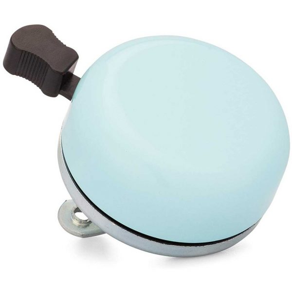 Classic Beach Cruiser Bicycle Bell in Powder Blue
