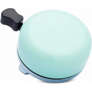 Classic Beach Cruiser Bicycle Bell in Seafoam Green