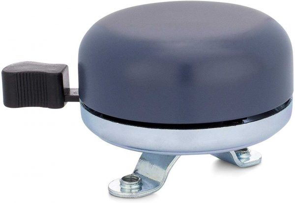 Classic Beach Cruiser Bicycle Bell in Navy
