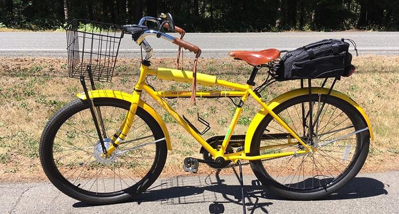 Electric Bike Kit Photo