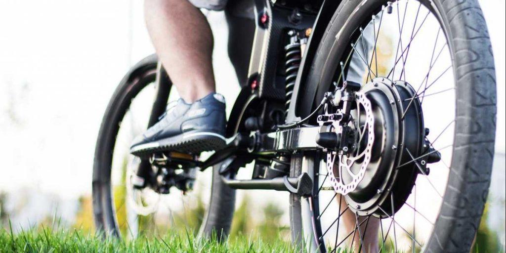 Leeds E-bike