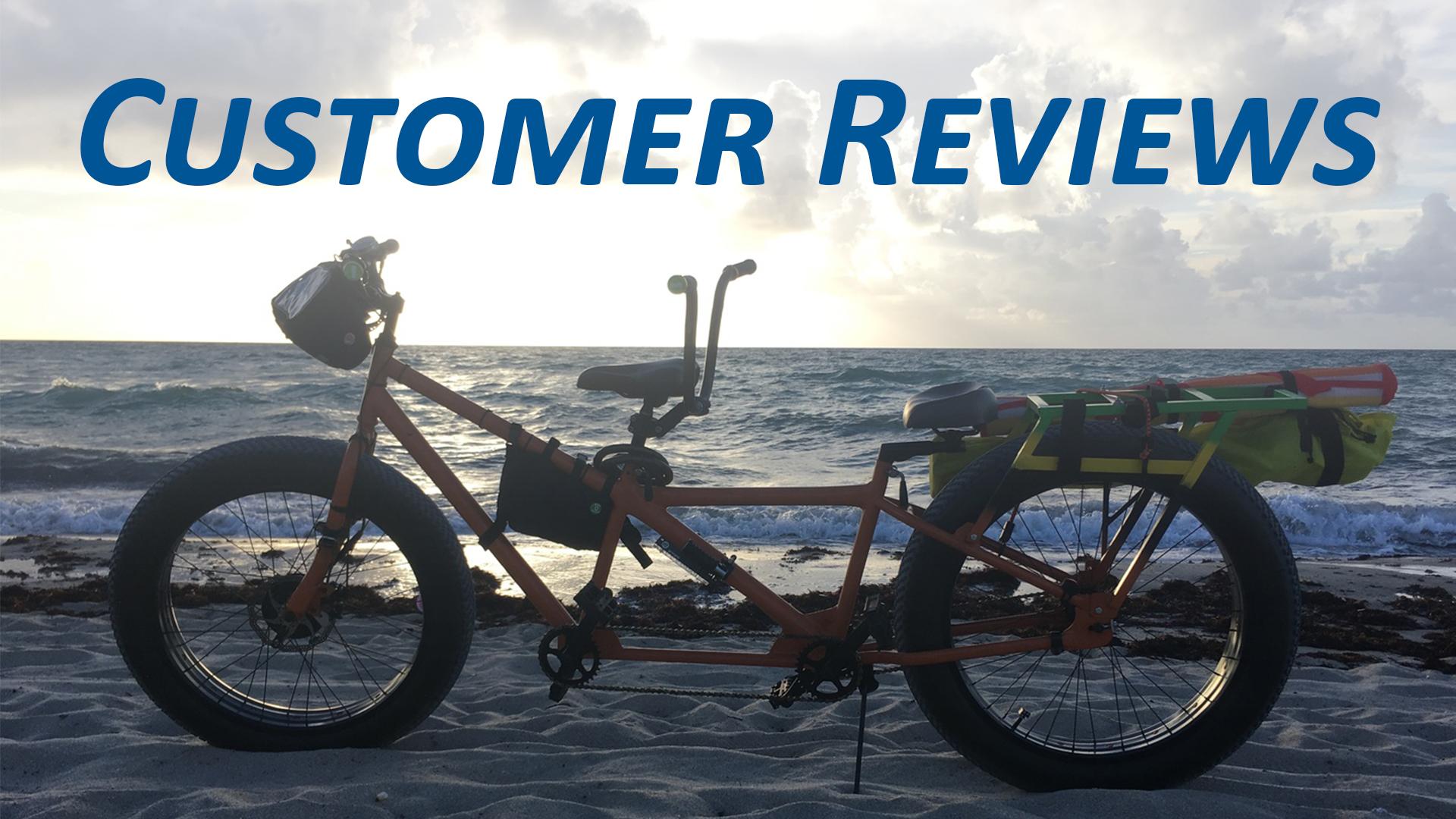 Electric Bike Kit Tandem