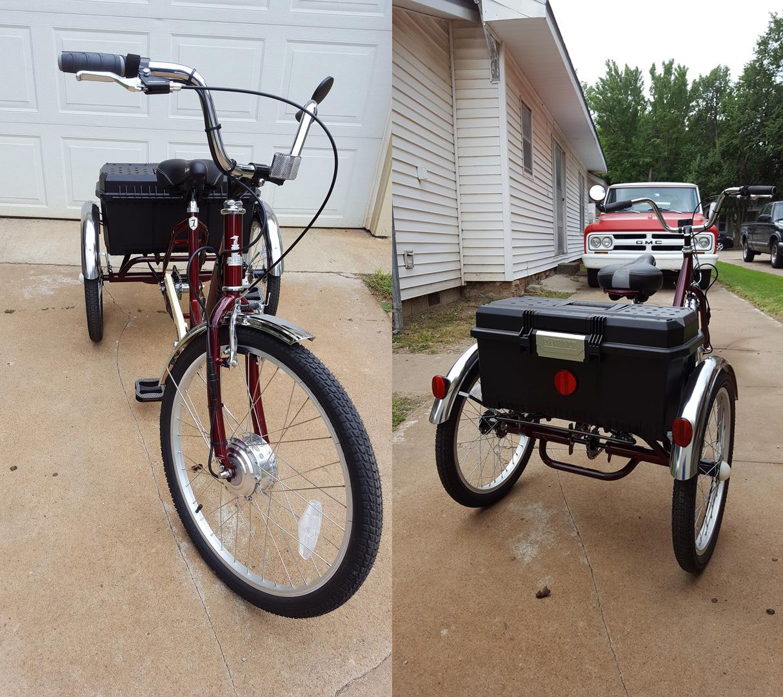 Electric Trike Kit