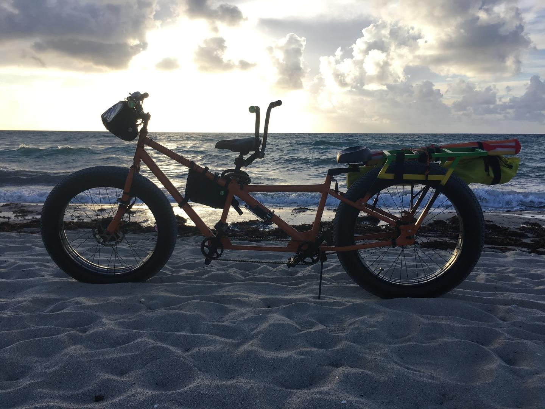Tandem Electric Bike Kit